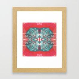 Waltz A Framed Art Print