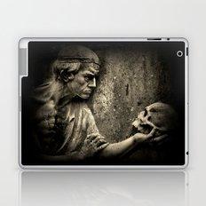 The Doctors Grave Laptop & iPad Skin