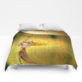 Flying Comforters