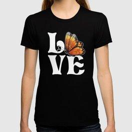 Love Butterflies T-shirt