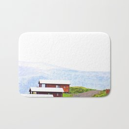 Iceland Bungalows Bath Mat