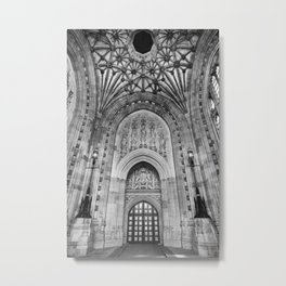 London_Parlament Metal Print
