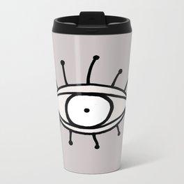 EYE 01 Metal Travel Mug