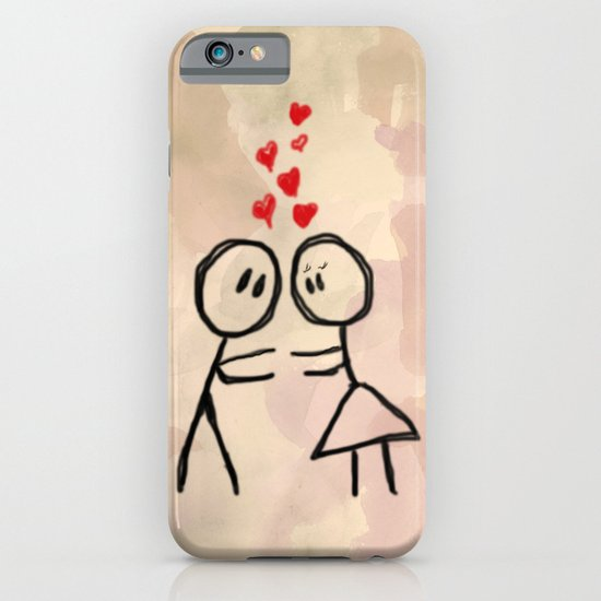 Kiss me ! iPhone & iPod Case