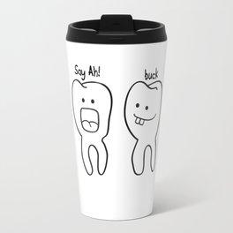 Tooth Parade Travel Mug