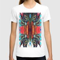 southwest T-shirts featuring Southwest Metamorphosis abstract by SharlesArt
