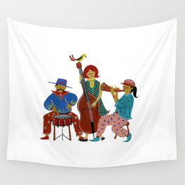 The Band Wall Tapestry