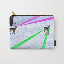 Space Deer Trip (SDT) Carry-All Pouch