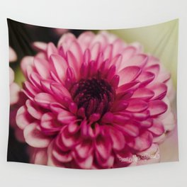 Pink Goodness Wall Tapestry