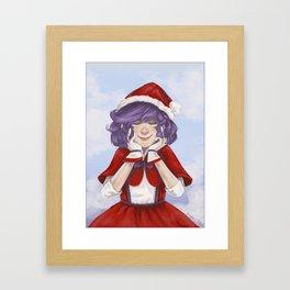 Bubmas Framed Art Print