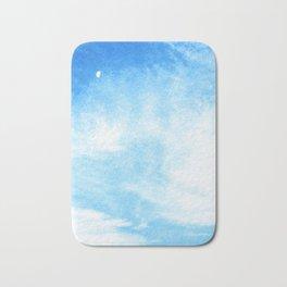 Moon in the Clouds Bath Mat