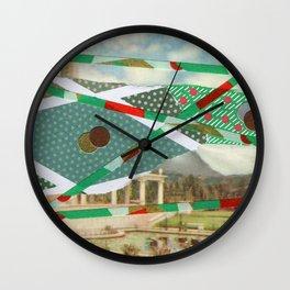 Saluti Dal Futuro 193 Wall Clock