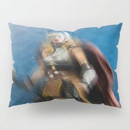 Thor, the Goddess of Thunder Pillow Sham