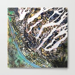Vail, Colorado Metal Print