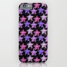 Painted Stars Slim Case iPhone 6s
