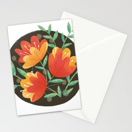 Afternoon Blossoms Stationery Cards