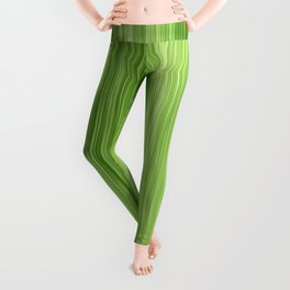 Green 3 Leggings