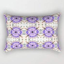 Tender lilac flowers Rectangular Pillow