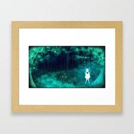 Casual Framed Art Print