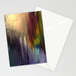 The Messenger Abstract Stationery Cards