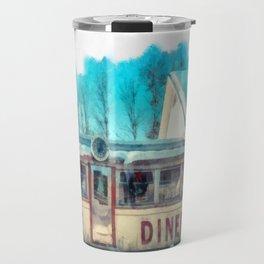 The Quechee Diner Travel Mug