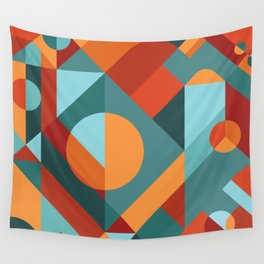 Overlay Wall Tapestry