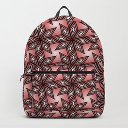 Diamond Blooms Backpack