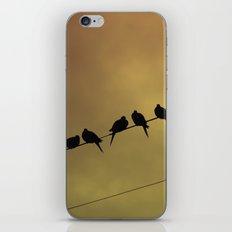 Watching You iPhone & iPod Skin