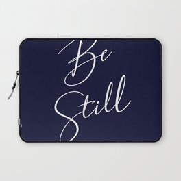 Bs Still Laptop Sleeve
