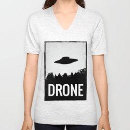 Drones Unisex V-Neck