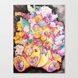 Well Loved Canvas Print