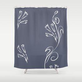 fiori liberty Shower Curtain