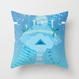 Fantasy Throw Pillow