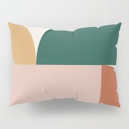 Abstract Geometric 11 Pillow Sham
