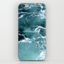 Marbled Waters iPhone Skin
