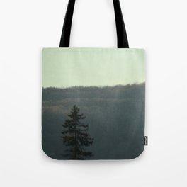 Evergreen Dream Tote Bag