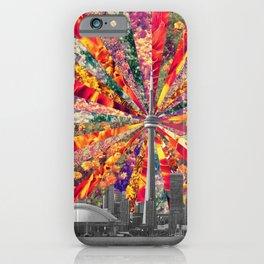 Blooming Toronto iPhone Case