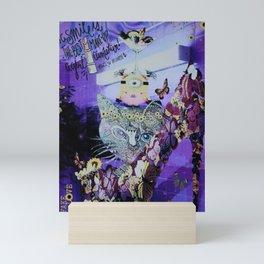 Simple Pleasures Mini Art Print