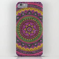 Hippie mandala 45 iPhone 6s Plus Slim Case