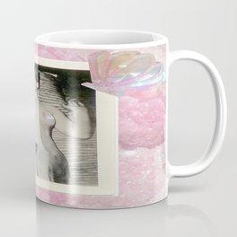 Mermaid femme - Pin Up Girl  Coffee Mug