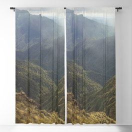 TAKE A HIKE and get lost Blackout Curtain