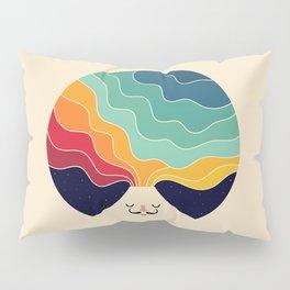 Keep Think Creative Pillow Sham