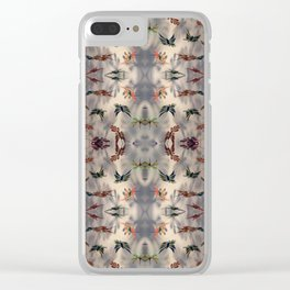 Colibrí Clear iPhone Case