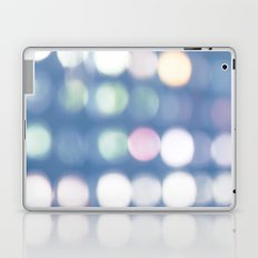 abstract bokeh Laptop & iPad Skin
