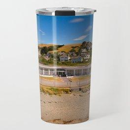 Seafront Cafe Travel Mug
