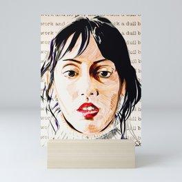 Wendy Torrance Mini Art Print