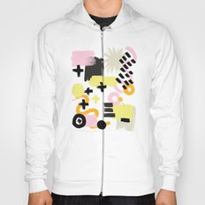 Perception Abstract 001 Hoody