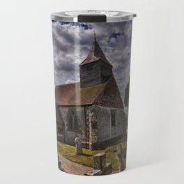 St Bartholomew Chalvington Travel Mug
