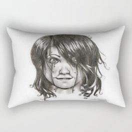 Babydoll by Kate Morgan Rectangular Pillow