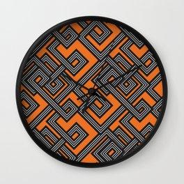 Loopty Loop 5 Wall Clock